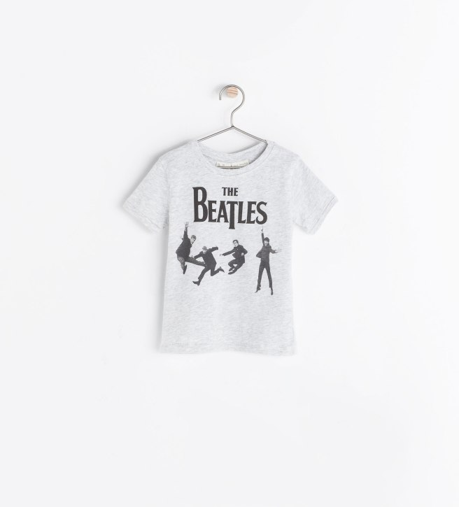 T-shit The Beatles 10,95€