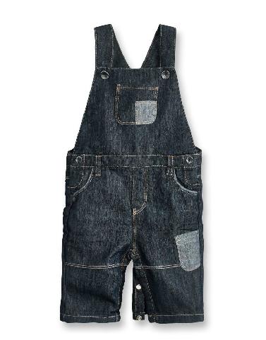Salopette courte en jean 17,95€