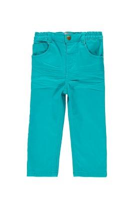 Pantalon en toile coupe droite, 7,97€ (prix club)