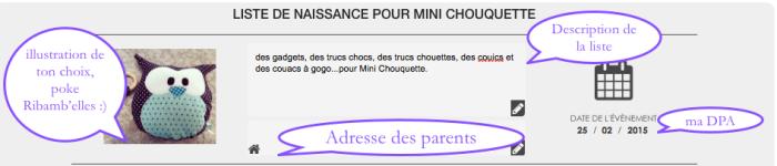 liste ookoodoo minichouquette