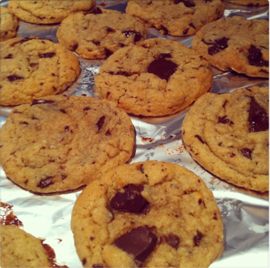 Cookies mie calice