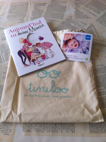 tiniloo box future maman