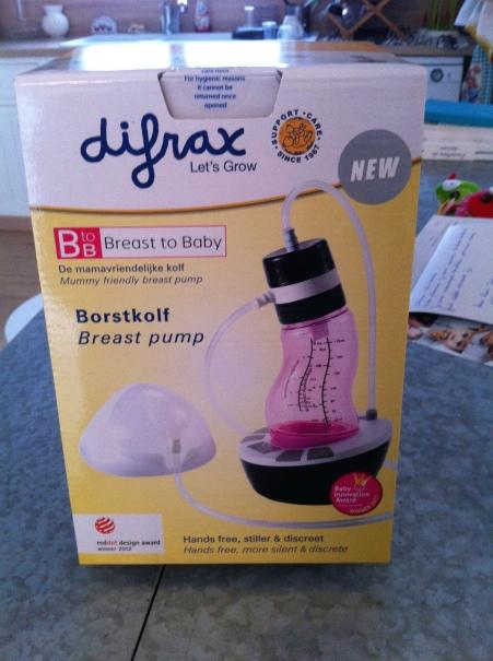 difrax tire-lait BtoB