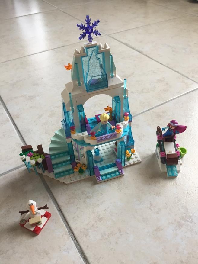 palais des glaces Elsa
