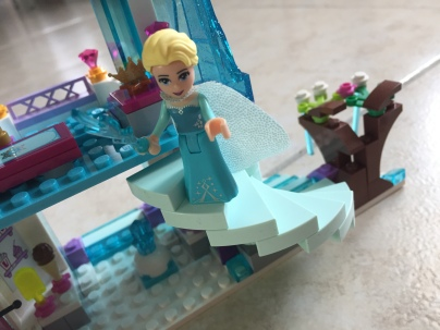 Elsa disney princesses lego