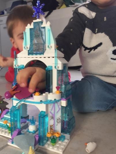 Reine des neiges Lego disney princesses